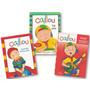 Kit Com 3 Livros Infantis - Caillou - Atividades Educativas