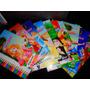 10 - Livros De Histórias Infantis P/ Ler E Colorir