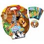 Maleta Infantil 8 Livros Historias Biblicas Biblia +dvd Bri