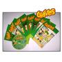 Kit 8 Livros Infantis De Colorir E Atividades + Cd - Chaves