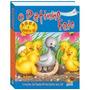 Livro Infantil Conto De Fadas Divertidos 3d - O Patinho Feio