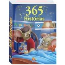 Livro Infantil 365 Histórias - Uma Para Cada Dia Do Ano