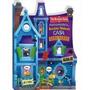 Os Três Ratinhos Cegos Na Casa Assombrada - Livro Infantil