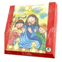 Livro A Bíblia Para Crianças