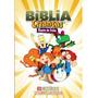 Bíblia Crianças Diante Do Trono / 60 Histórias Ilustradas.