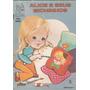 Revista Antiga Para Colorir Alice E Seus Bichinhos - Nº 5- T