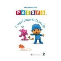 Livro Pocoyo - O Maior Presente Do Mundo