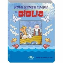 Livro Infantil Janelinha - Minhas Primeiras Histórias Biblia