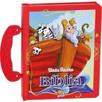 Livro Minha Maletinha - Minha Primeira Bíblia