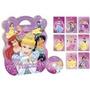 Livros Princesas - 8 Volumes Acompanha Cd - Princesas Disney