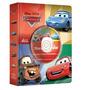Livro Carros - Ler & Assistir Com Dvd - Frete Grátis