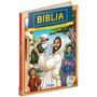 Minha Bíblia Ilustrada - As Mais Belas Histórias Bíblicas.