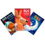 3 Livros 365 Histórias Para Ler E Sonhar Luxo Capa Dura