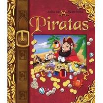 Livro Guia De Aventuras Piratas