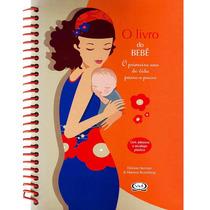 Livro Do Bebê Primeiro Ano De Vida Passo Passo