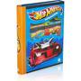 Livro - Box Com 6 Mini Livros Cartonados - Hot Wheels