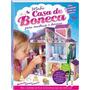 Livro Minha Casa De Boneca Para Construir E Decorar