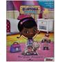 Livro Infantil Doutora Brinquedos Obrigado Dra C/ Miniaturas