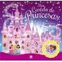 Livro Meu Castelo De Princesas Cenário 360° Pop-up (novo)