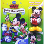 Livro Infantil Musical Jogos Divertidos Mickey