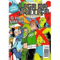 Liga Da Justiça Internacional Nº 67