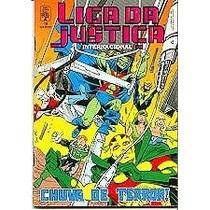 Liga Da Justiça Internacional Nº 16