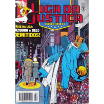 Liga Da Justiça Internacional Nº 60