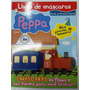 Kit C/ 12 Livros De Máscaras Peppa Pig (lembrancinhas)