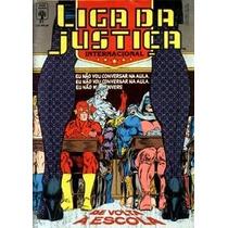 Liga Da Justiça Internacional Nº 31