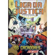 Liga Da Justiça Internacional Nº 9