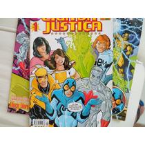 3 Revistas - Já Fomos A Liga Da Justiça
