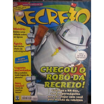 Revista Infantil: Recreio Nº600 Ano 12 08/09/11 Frete Grátis