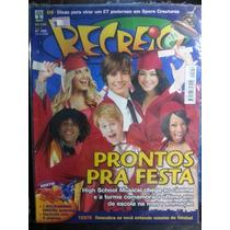 Revista Infantil: Recreio Nº450 Ano 09 23/10/08 Frete Grátis
