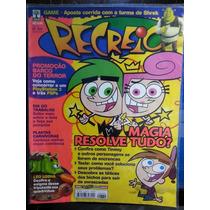 Revista Infantil: Recreio Nº372 Ano 08 26/04/07 Frete Grátis
