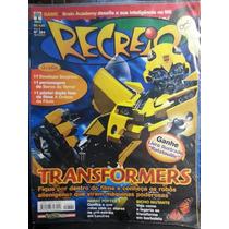 Revista Infantil: Recreio Nº384 Ano 08 19/07/07 Frete Grátis