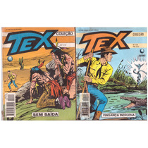 4 Revistas Tex Coleção Numeros - 27- 116- 117- 135