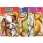 Coleção - Filhotes Amigos (completa) 8 Livretos