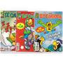 Lote 35 -6 Revistas Zé Carioca 2085-2081-2096-2134-2148-2280