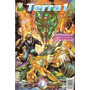 Lote 4 Gibis: Terra 1 Nº 01 Ao 04- Mini-série Completa