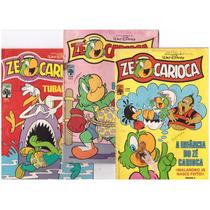 Lote 40-6 Revistas Zé Carioca 1589-1599-1637-1657-1811-2391