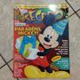Revista Recreio Ano 4 No. 192 13/11/2003. Parabéns Mickey!