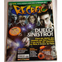 Revista Recreio Ano8 Nº383 Duelo Sinistro Games Filmes Tv Hq