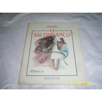 Livro O Saltimbanco Dorinha