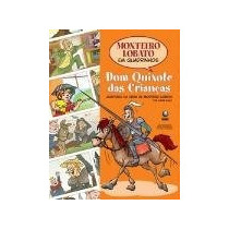Dom Quixote Das Crianças - Col. Monteiro Lobato Em Quadrinho