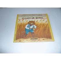 Livro O Gato De Botas Editora Scipione Historias De Sempre