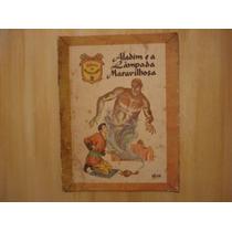 História De Aladim E A Lâmpada Maravilhosa - Quadrinhos