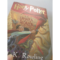 Livro - Harry Potter E A Câmara Secreta Original Do Filme