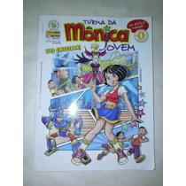 Turma Da Mônica Jovem - Mangá Nº 1