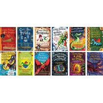 Coleção Completa Como Treinar O Seu Dragão (12 Livros) #
