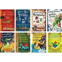 Coleção Como Treinar O Seu Dragão (8 Livros) #